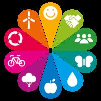 One Planet Living logo by Bioregional