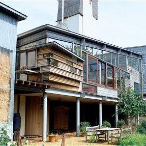 London Eco House