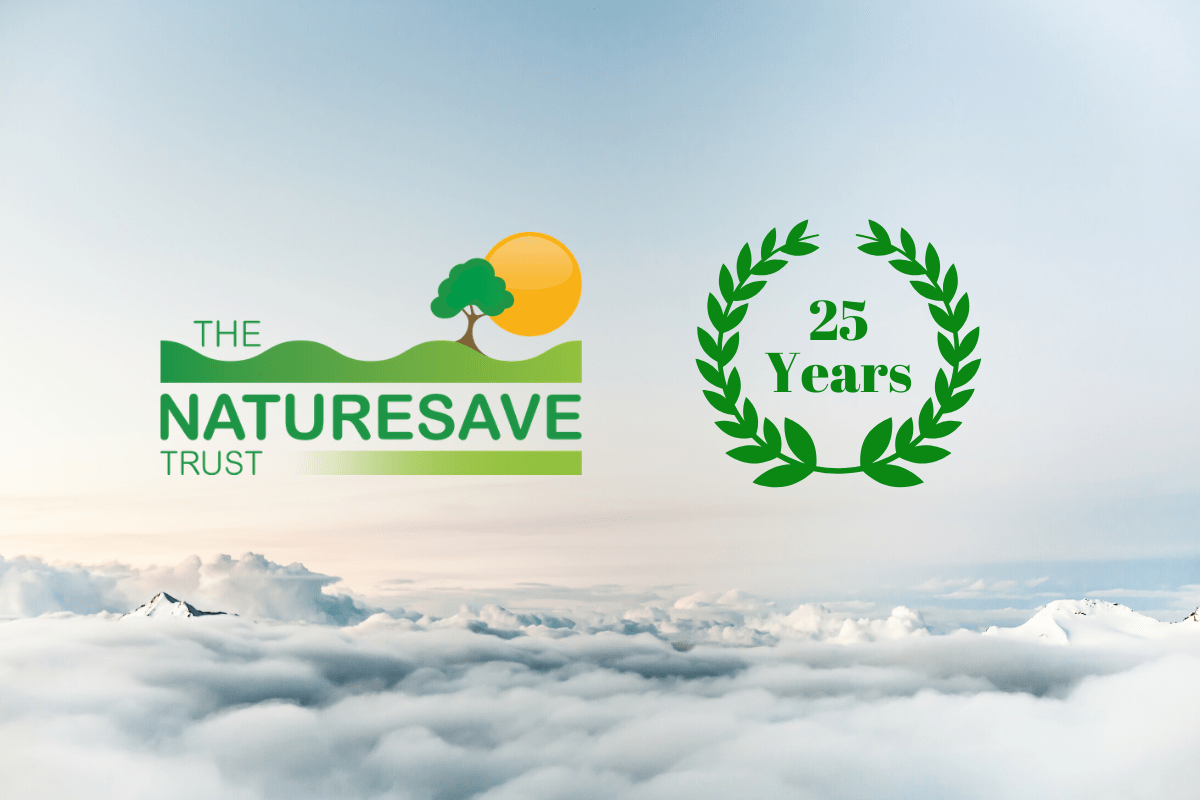Naturesave Trust Celebrating 25 years