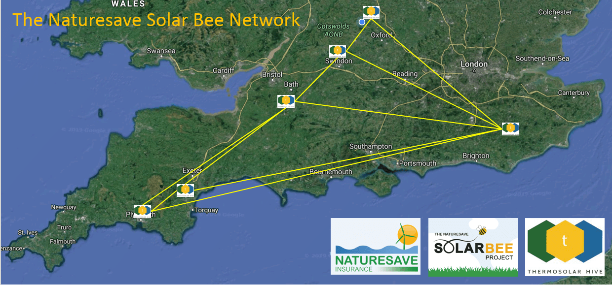 The Naturesave Solar Bee Network